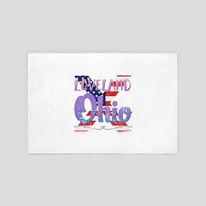 Loveland Ohio 4' x 6' Rug