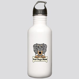 Personalized Dachshund Stainless Water Bottle 1.0L