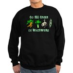 Go All Green 2 Sweatshirt (dark)