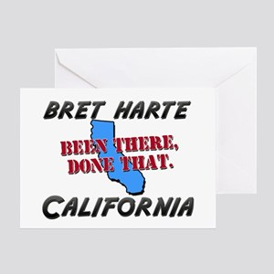bret harte california - been there, done that Gree