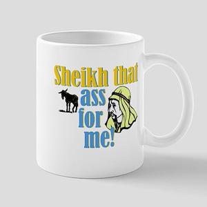 Sheikh that ass for me! Mug