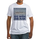 Snow Goose Fitted T-Shirt