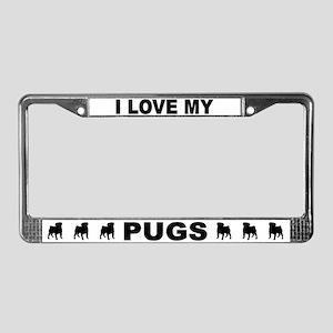 Love My Pugs