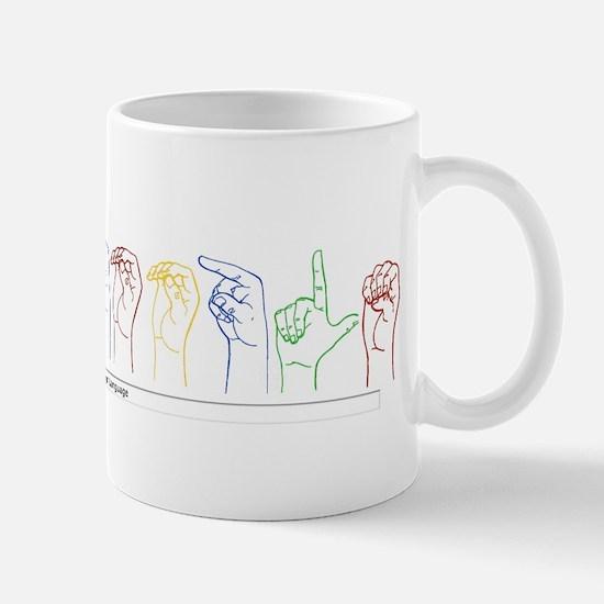 Google Search Mug