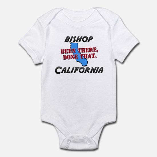 bishop california - been there, done that Infant B