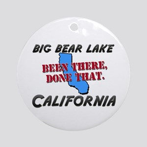 big bear lake california - been there, done that O