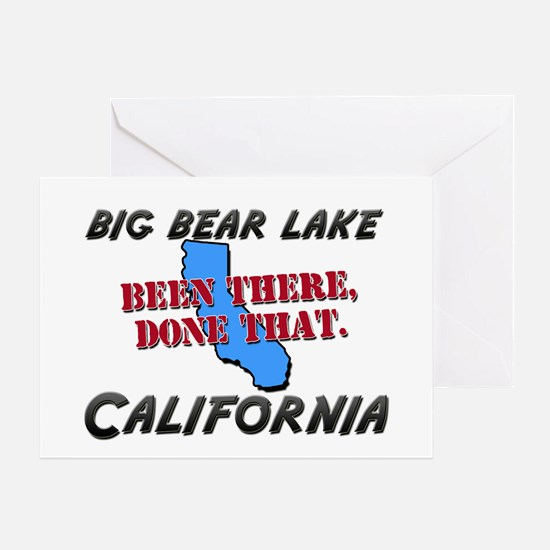 big bear lake california - been there, done that G