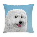 Polish Lowland Sheepdog Everyday Pillow