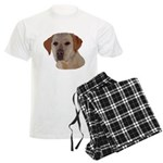 Labrador Retriever Men's Light Pajamas