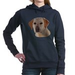 Labrador Retriever Women's Hooded Sweatshirt