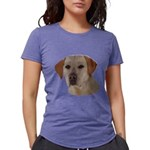 Labrador Retriever Womens Tri-blend T-Shirt