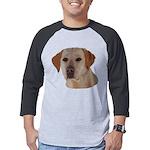 Labrador Retriever Mens Baseball Tee