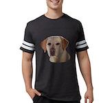 Labrador Retriever Mens Football Shirt