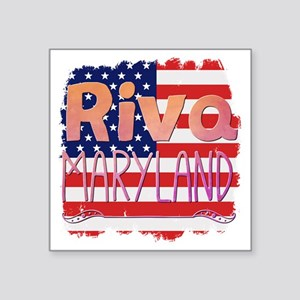 Riva Maryland Sticker
