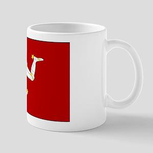 Isle of Man Flag Gear Mug