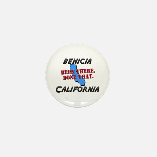 benicia california - been there, done that Mini Bu