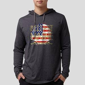 Belfast Maine Long Sleeve T-Shirt