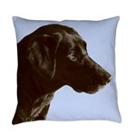 Labrador Retriever Everyday Pillow