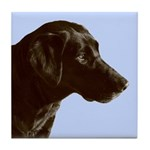 Labrador Retriever Tile Coaster