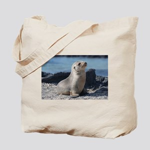 Sea Lion 3 Tote Bag