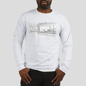 Nighthawks - Stick Long Sleeve T-Shirt