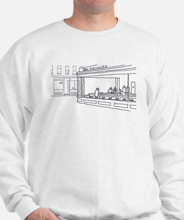 Nighthawks - Stick Sweatshirt
