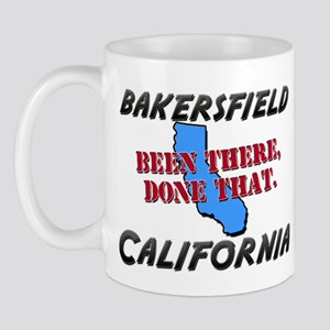 bakersfield california - been there, done that Mug