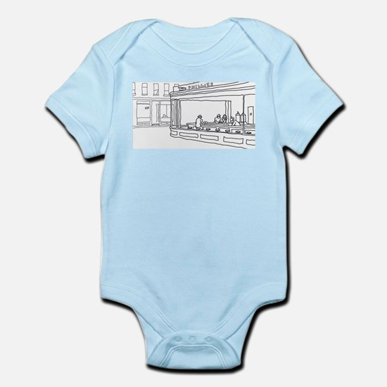 Nighthawks - Stick Infant Bodysuit