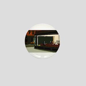 Nighthawks - S.F. Masterpiece Mini Button