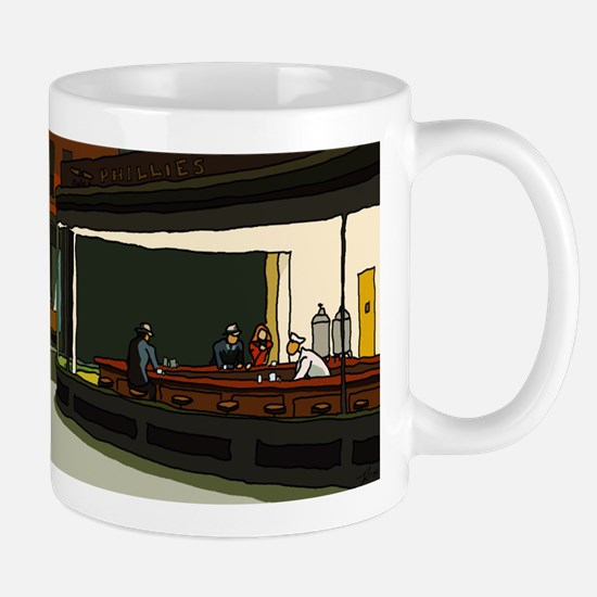 Nighthawks - S.F. Masterpiece Mug