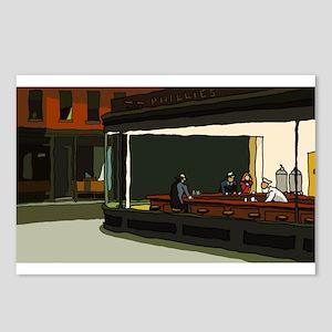 Nighthawks - S.F. Masterpiece Postcards (Package o