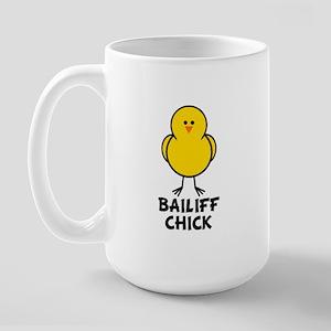 Bailiff Chick Large Mug