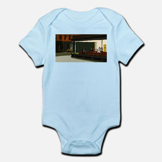 Nighthawks - S.F. Masterpiece Infant Bodysuit