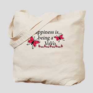 Butterfly Being A VoVo Tote Bag