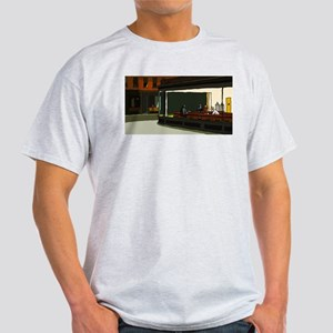 Nighthawks - S.F. Masterpiece Light T-Shirt