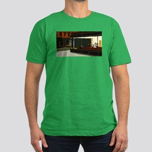 Nighthawks - S.F. Masterpiece Men's Fitted T-Shirt