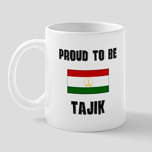 Proud To Be TAJIK Mug