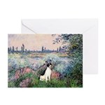 Seine / Rat Terrier Greeting Cards (Pk of 10)