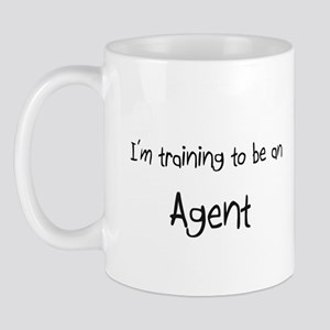 I'm Training To Be An Agent Mug