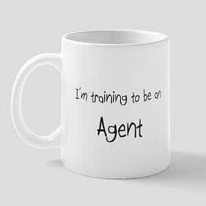 I'm Training To Be An Agent Mug