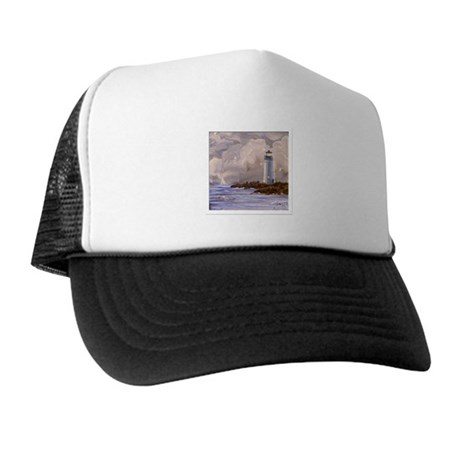 Santa Cruz Lighthouse Trucker Hat