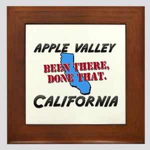 apple valley california - been there, done that Fr