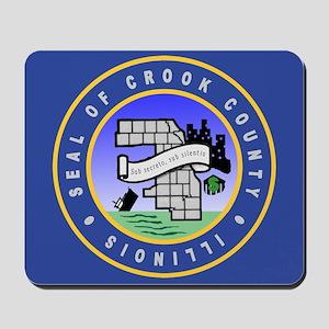 Crook County Seal Mousepad