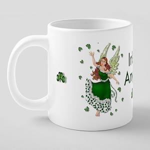 CelticFairyLgCup2 20 oz Ceramic Mega Mug