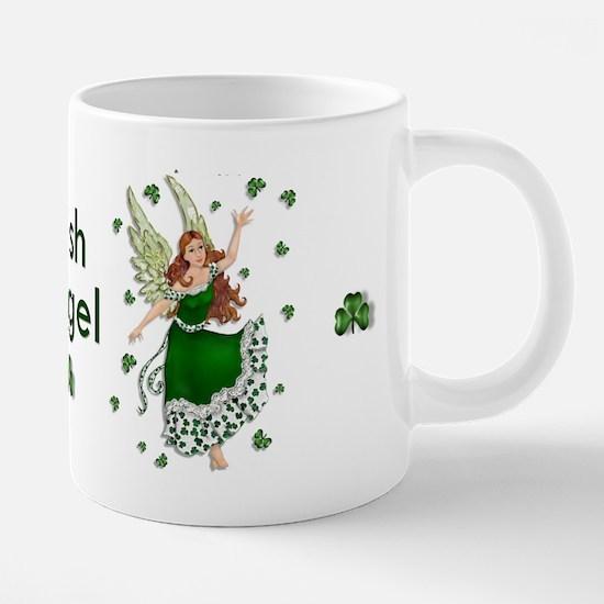 CelticFairyLgCup2.png 20 oz Ceramic Mega Mug