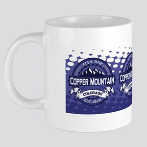 CM Mug Midnight 20 oz Ceramic Mega Mug