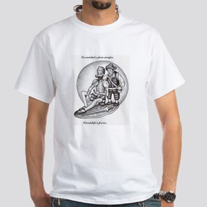 Don Quixote White T-Shirt