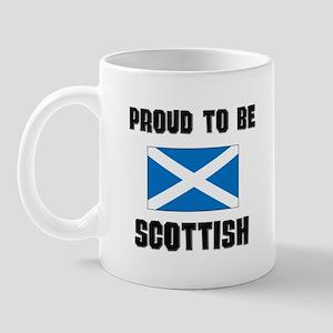 Proud To Be SCOTTISH Mug