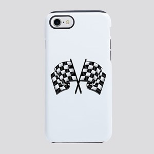 Chequered Flag iPhone 8/7 Tough Case