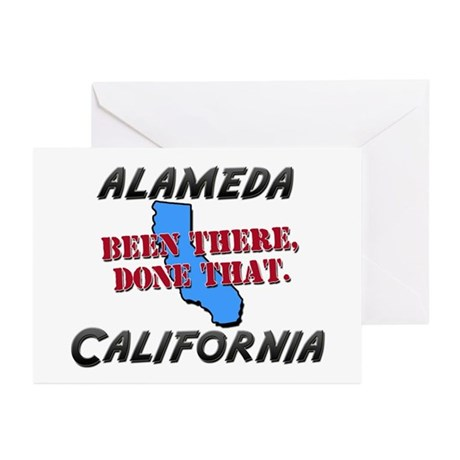 alameda california - been there, done that Greetin